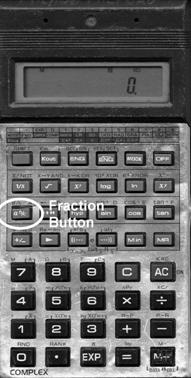 Doing calculations with fractions fractions on your calculator ccuart Gallery